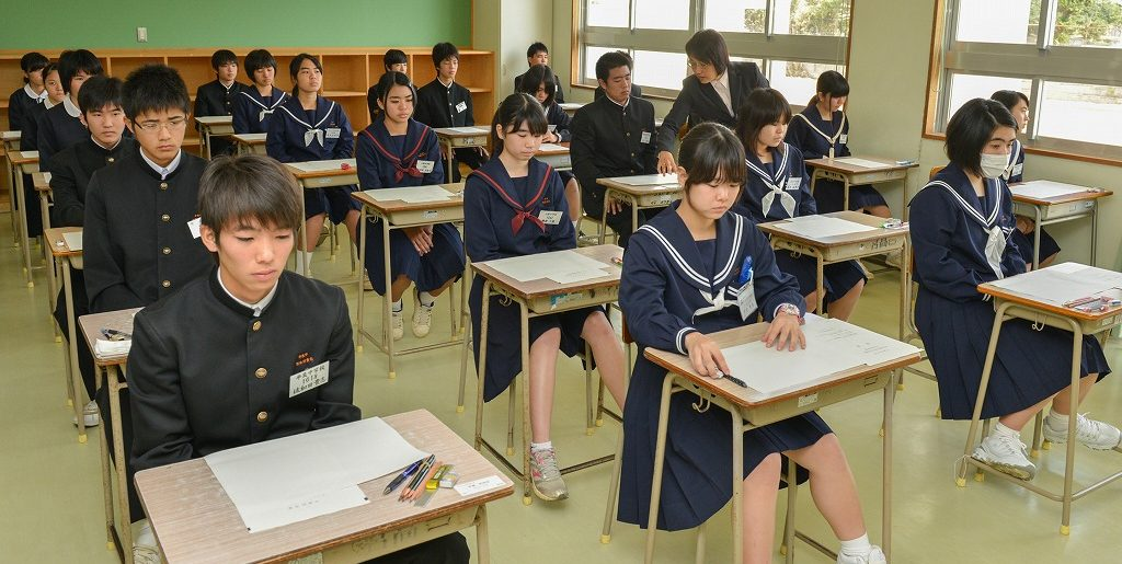 公立高校 前期選抜はじまる!
